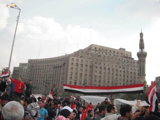 TahrirSqDayMubarakResigned-2